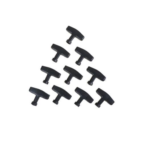 10X Universal Lawnmowers Pull Handle Starter Start Cord Line Rope Engin K~S G3ZI