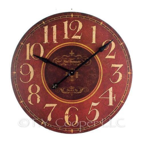 29 quot wall clock ebay
