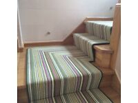 Carpet supplier and fitter special offer stairs