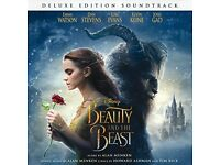 beauty and beast soundtrack
