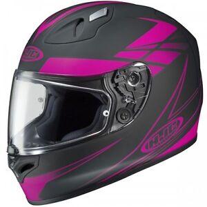 HJC FG-17 FORCE (MC-8F)Helmet Pink/Casque de moto HJC ROSE