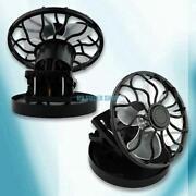 Solar Clip Fan