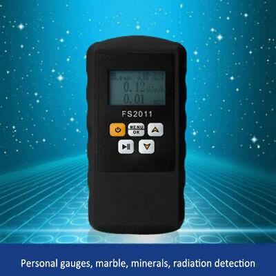 Nuclear Radiation Geiger Tube Dosimeter Monitor Beta Gamma Xray Tester Meter Kit