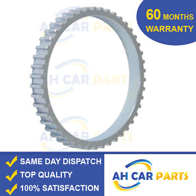 ABS RELUCTOR RING FOR PEUGEOT 206 CC SW ID/85MM (98-09) FRONT