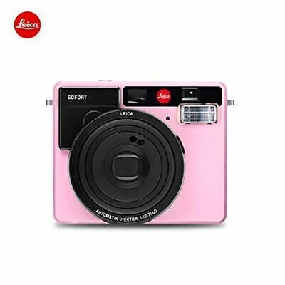 Leica Sofort Instant Film Camera Pink MFR 19110