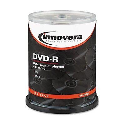 Innovera DVD-R Discs - 46890
