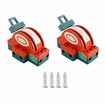 2disconnect Knife Switch Double Throw 2-pole Circuit Breaker Backup Generator 2