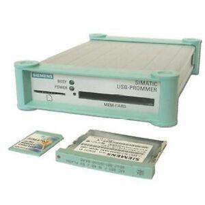 SIEMENS   Simatic USB Prommer   6ES7792-0AA00-0XA0   NEU OVP