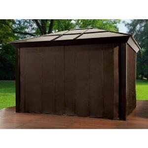 Privacy curtains for Gazebo/Sun Shelter