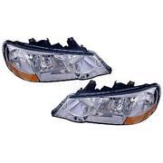 2003 Acura TL Headlight