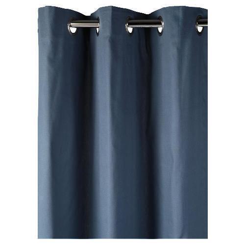 blue eyelet curtains ebay. Black Bedroom Furniture Sets. Home Design Ideas