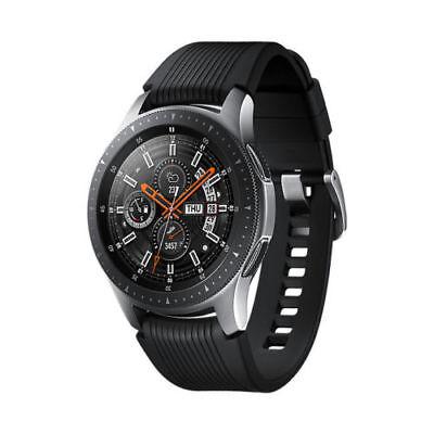 [IN Bloodline] SAMSUNG Galaxy Smart Watch SM-R800 Wi-Fi Bluetooth 46mm - Silver