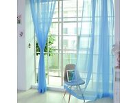 Tulle Transparent Curtains