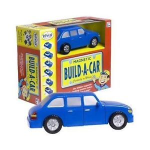 ✪ POPULAR PLAYTHINGS - Magnetic Build-A-Car in Box Oakville / Halton Region Toronto (GTA) image 1