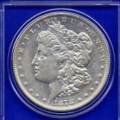 1878 P Morgan Silver Dollar
