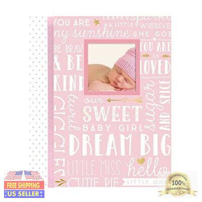 Lil Peach First 5 Years Dream Big Wordplay Baby Memory Book Journal