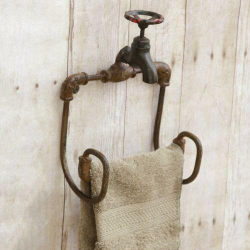 Primitive Towel Holder Ebay