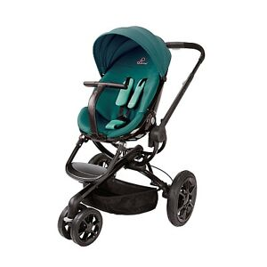 Quinny Stroller - Mood - WITH Car Seat/Carrier