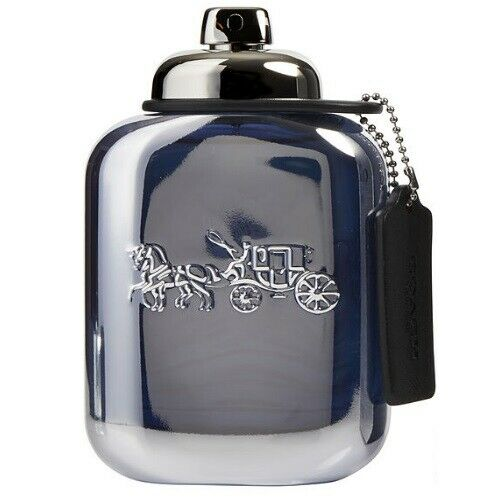 Coach New York Platinum by Coach 3.3 / 3.4 oz EDP Cologne for Men Tester