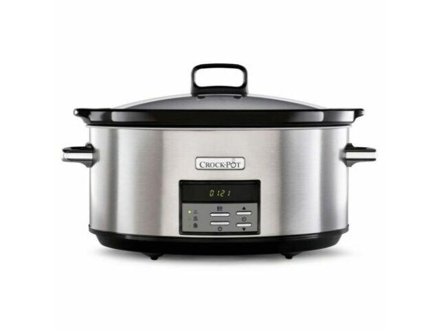 Crock Pot 7.5L Digital Slow Cooker CSC063