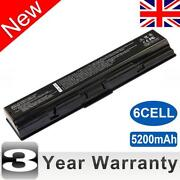 Toshiba Laptop Battery PA3534U-1BRS