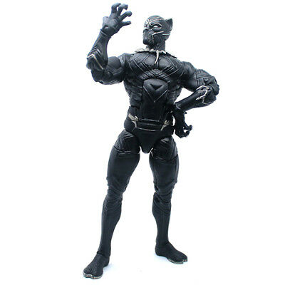 2018 New Marvel Universe Black Panther Action Figures Collection Toys Kids Gift