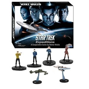 Star Trek Expeditions Board Game New & Sealed