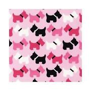 Scottie Dog Fabric