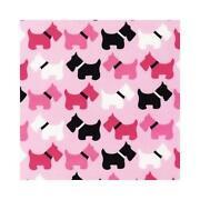Scottie Dog Fabric