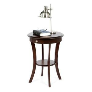 Round End Table | eBay