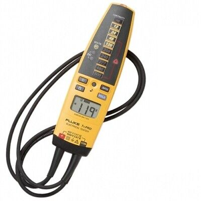 Fluke 2548117 Electrical Tester W Rotary Field Indicator Resistance And Display