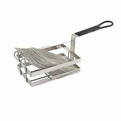 Winco TB-18, Tostada Basket For 18 6-Inch Shells, Deep Fryer