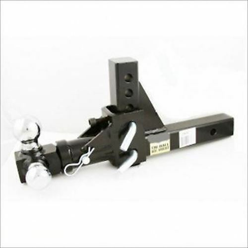 Adjustable Swivel Trailer Hitch