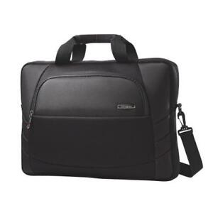 "Samsonite 49206-1041 Xenon 2 17"""" Briefcase - Black (New Other)"