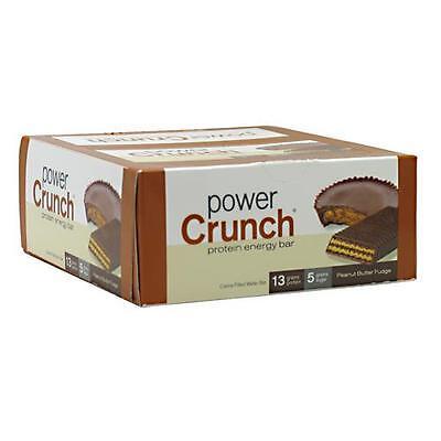Power Crunch Bars 12/Bars Peanut Butter Fudge