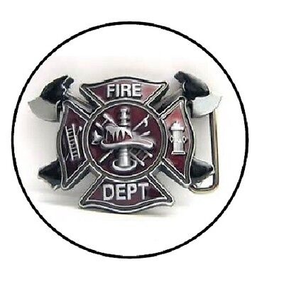 48 Fire Fighter!!!  ENVELOPE SEALS LABELS STICKERS 1.2