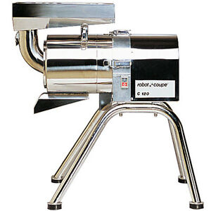Robot Coupe C120 Stainless Steel Continuous Feed Juicer - 120V Kitchener / Waterloo Kitchener Area image 1
