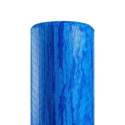 """OPTP PRO-ROLLER Soft Foam Roller LOW DENSITY - Blue 36"""" x 6"""" PSFR36B"""