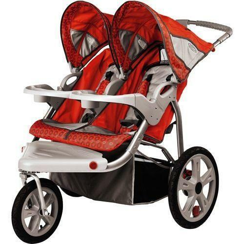 Jogging Strollers Double And Single Ebay