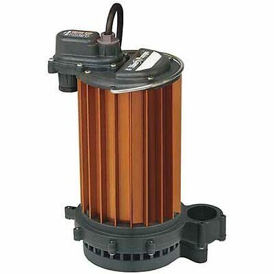 Liberty Pumps 450 - 12 Hp Aluminum Submersible Sump Pump Non-automatic
