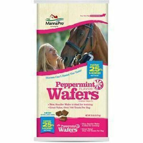 Peppermint Wafer Horse Treat