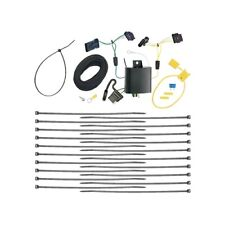 Trailer Hitch Wiring Tow Harness For Jeep Renegade 2015