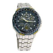 Citizen Skyhawk Eco-drive Mens Watch