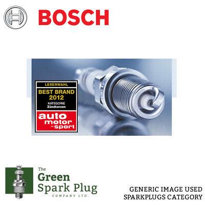 1x Bosch Spark Plug FR6LI332S 0242240654 4047024278073