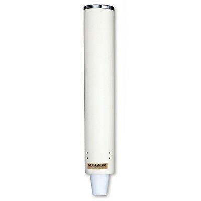 San Jamar Polyethylene Dispenser For Foam Cups Size 12 To 24 Oz