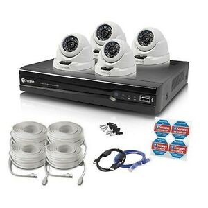 4MP Swann 8 channel NVRkit with 4x 4MP cameras 2TB Harddrive ( Lilydale Yarra Ranges Preview