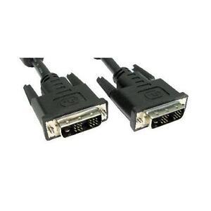 gp1001-DVI-D-Macho-a-macho-Individual-Link-monitor-cable-2-metros-30awg