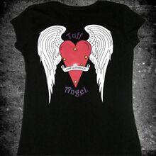 Ladies Tuff Angel V Neck Shirt Sumner Brisbane South West Preview