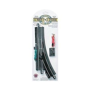 Bachmann 44461 Remote Left Turnout Switch E-z Track HO Scale Steel on