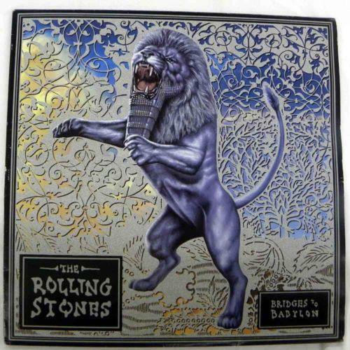 Rolling Stones Bridges To Babylon Ebay